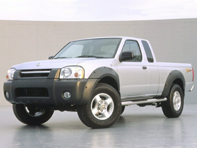 2001 nissan frontier reviews specs and prices. Black Bedroom Furniture Sets. Home Design Ideas