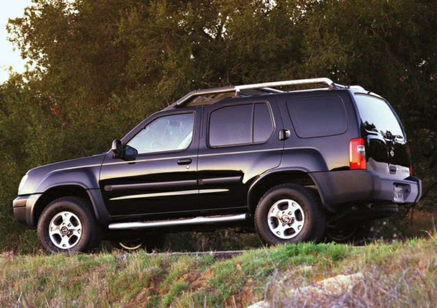 2001 nissan xterra reviews specs and prices. Black Bedroom Furniture Sets. Home Design Ideas