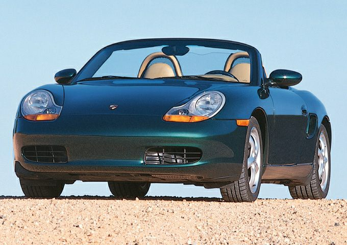 2001 Porsche Boxster Convertible for sale in Tallahassee for $13,900 with 83,337 miles