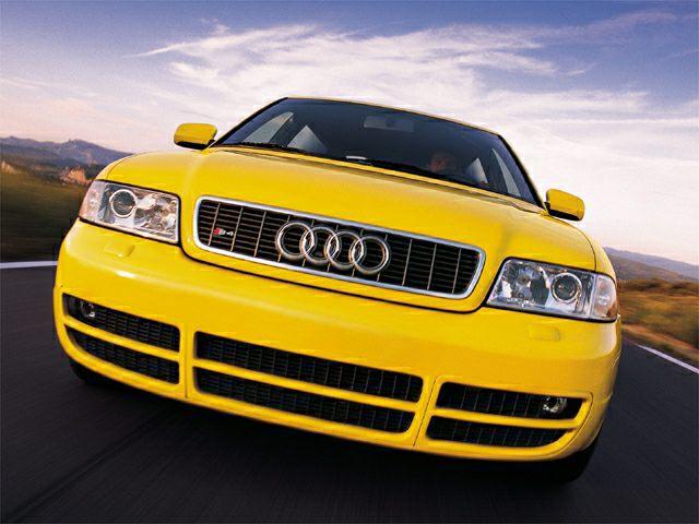 2002 Audi S4 Quattro Sedan for sale in Reno for $10,995 with 76,567 miles.