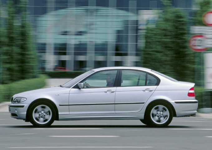2002 BMW 330 I Sedan for sale in Bristol for $0 with 117,164 miles
