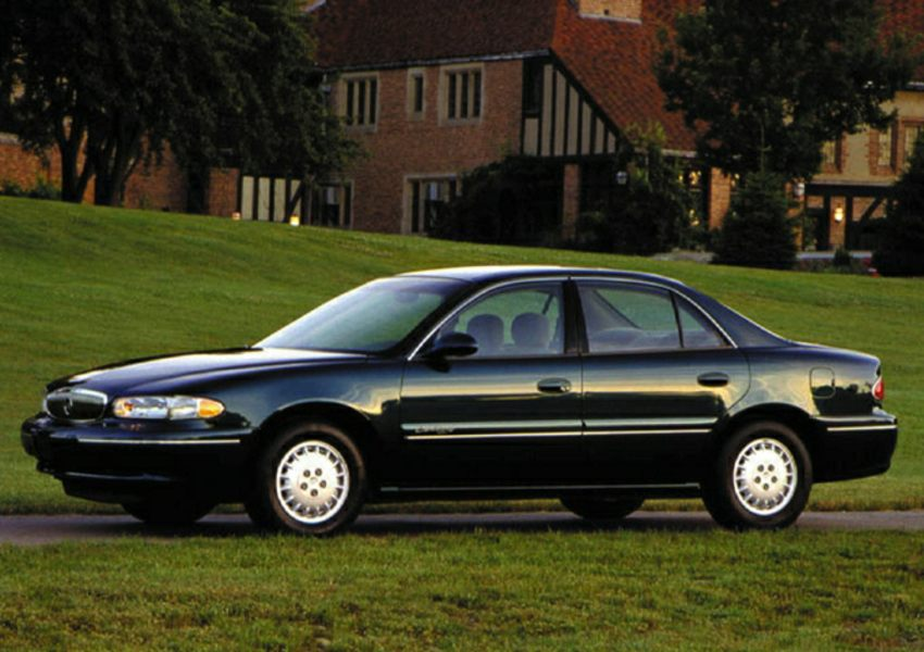 2002 buick century reviews specs and prices. Black Bedroom Furniture Sets. Home Design Ideas