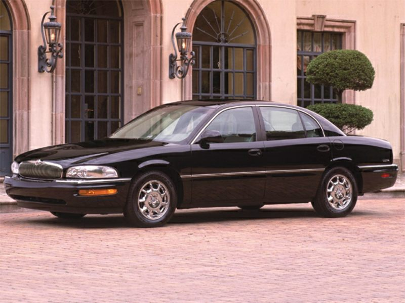 Img Buged on Buick Park Avenue Ultra