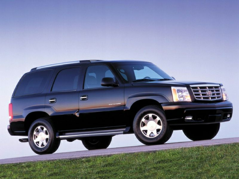 2002 Cadillac Escalade Reviews, Specs and Prices | Cars.com