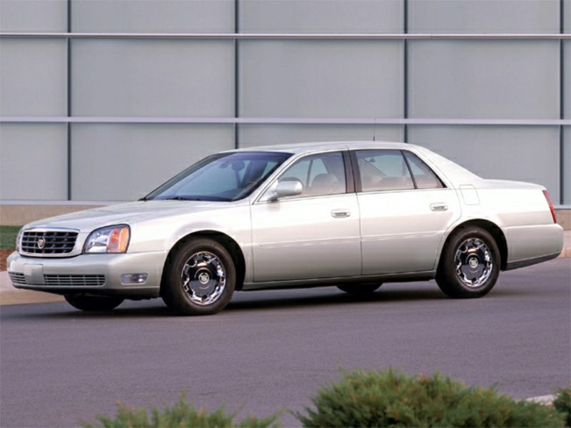 2002 Cadillac Deville Reviews Specs And Prices Cars Com