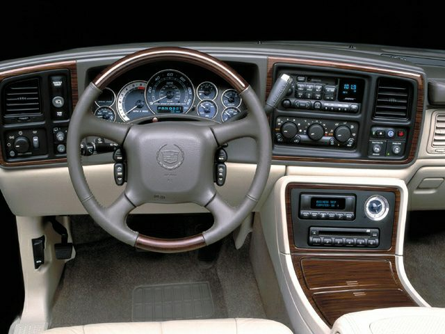 2002 Cadillac Escalade Reviews, Specs and Prices | Cars.com