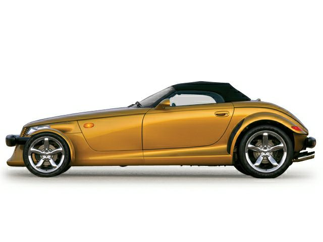 2002 Chrysler Prowler Convertible for sale in Topeka for $34,995 with 3,468 miles.