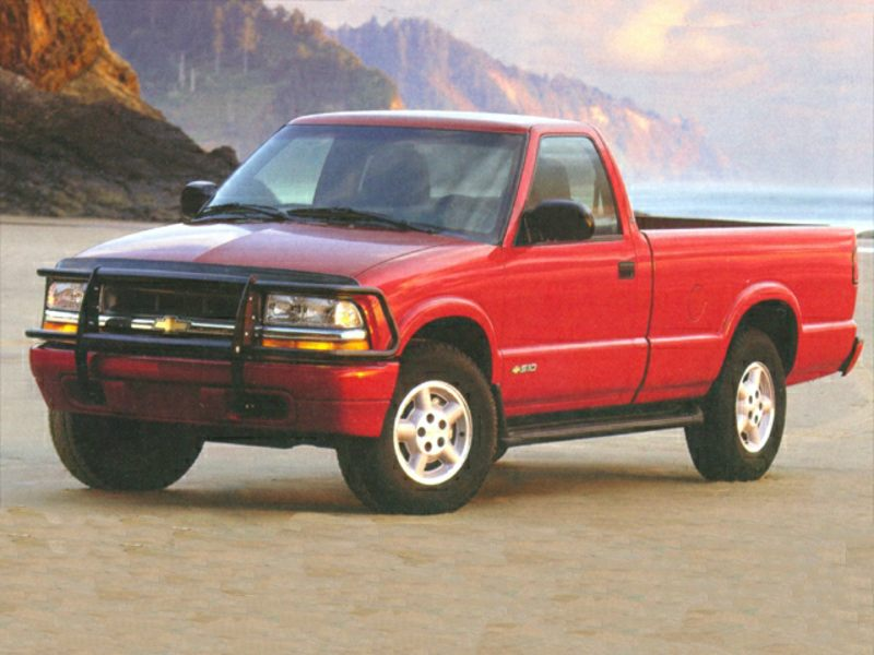 2003 chevrolet s 10 reviews specs and prices. Black Bedroom Furniture Sets. Home Design Ideas