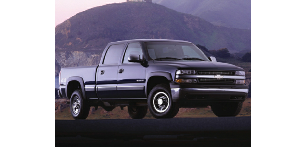 2002 Chevrolet Silverado 1500HD
