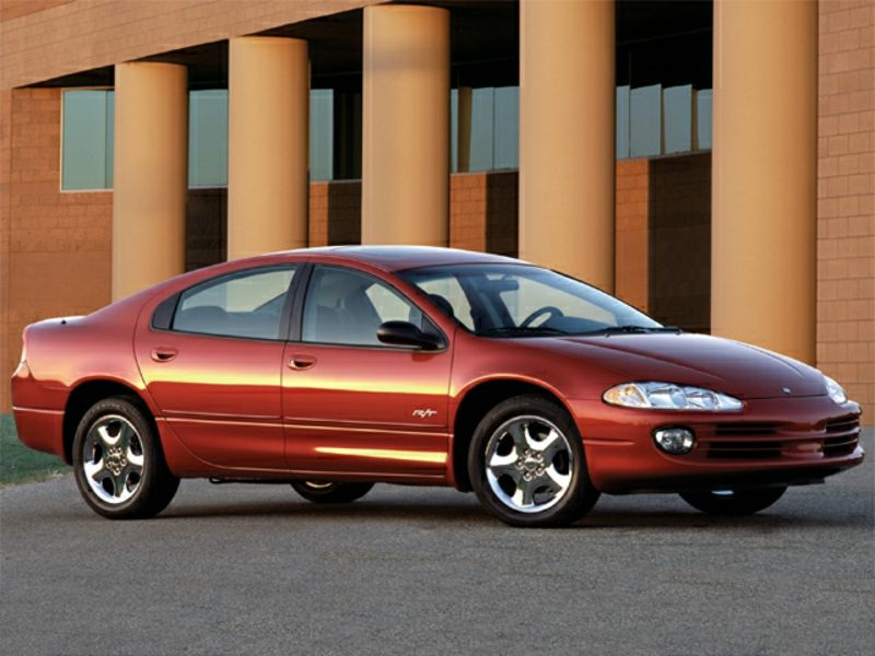2002 Dodge Intrepid Reviews Specs And Prices Cars Com