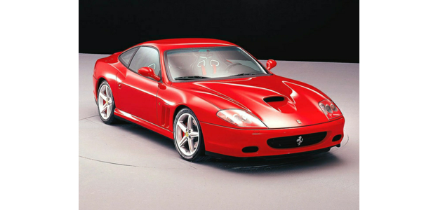 2003 Ferrari 575M