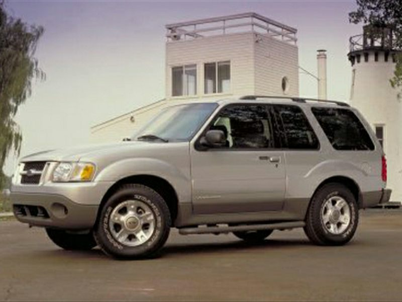 2002 ford explorer sport reviews specs and prices. Cars Review. Best American Auto & Cars Review