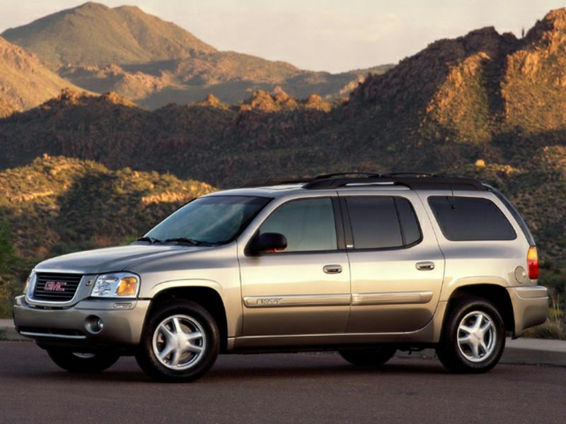 2002 gmc envoy xl reviews specs and prices. Black Bedroom Furniture Sets. Home Design Ideas