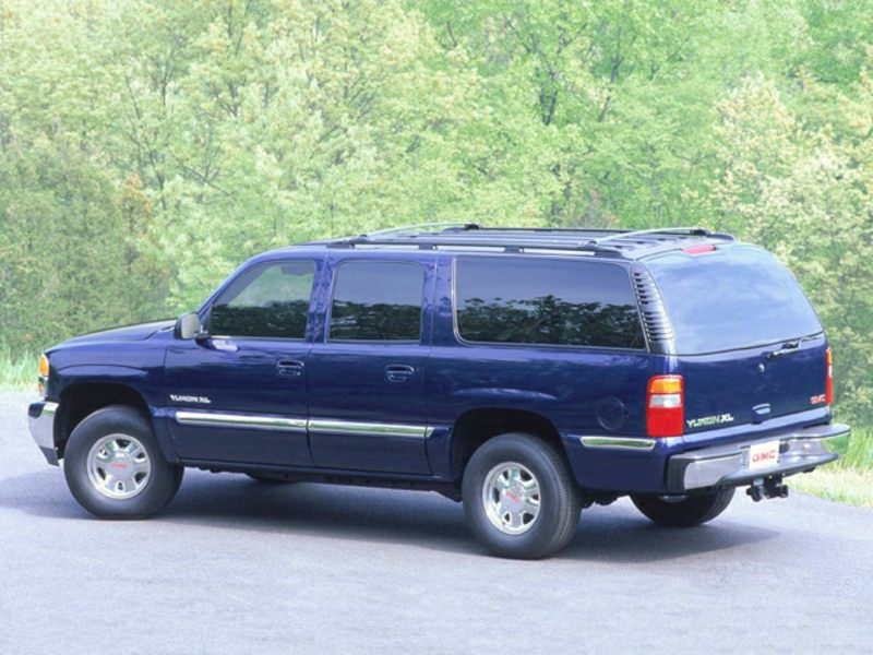 2002 gmc yukon xl reviews specs and prices. Black Bedroom Furniture Sets. Home Design Ideas