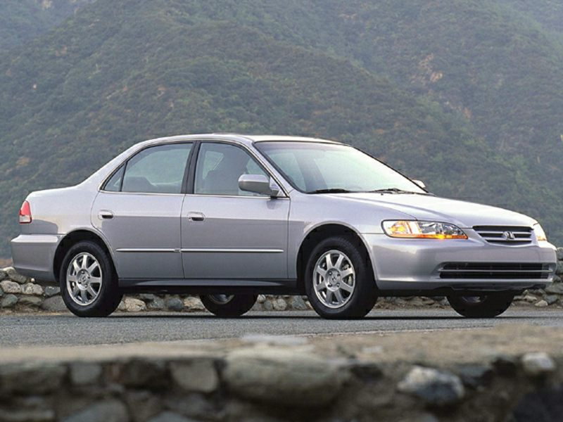 2002 honda accord reviews specs and prices