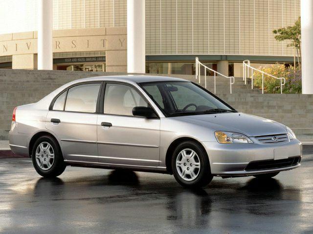 2002 Honda Civic Reviews Specs And Prices Cars Com