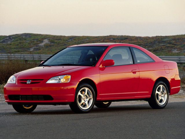 2002 Honda Civic Reviews Specs And Prices Cars Com