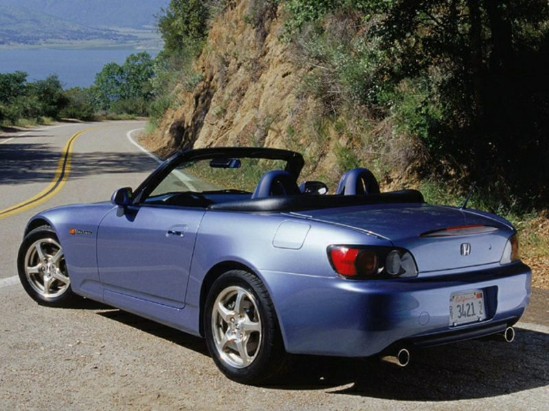 2002 Honda S2000 Reviews Specs And Prices