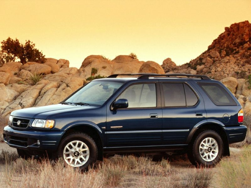2002 honda passport reviews specs and prices. Black Bedroom Furniture Sets. Home Design Ideas