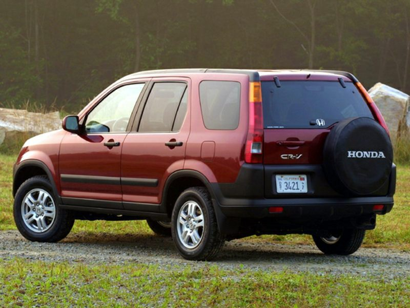 2002 honda cr v reviews specs and prices. Black Bedroom Furniture Sets. Home Design Ideas