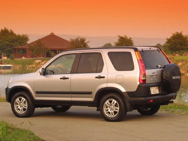 2002 Honda CR-V Reviews, Specs and Prices | Cars.com
