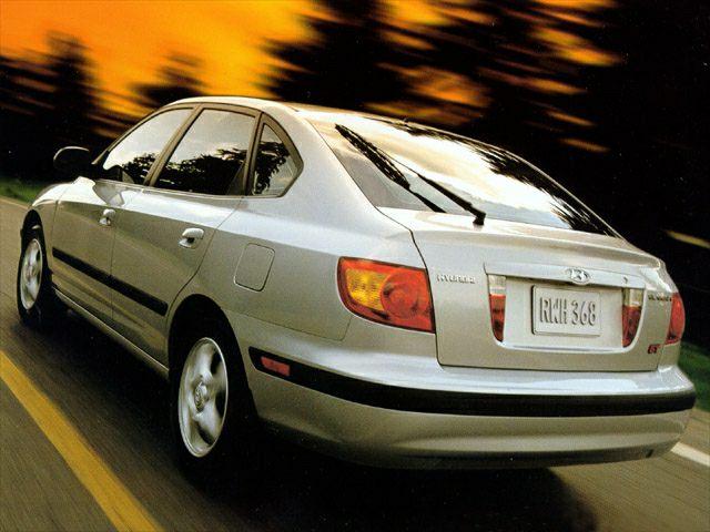 2001 Hyundai Elantra Reviews Specs And Prices Cars Com