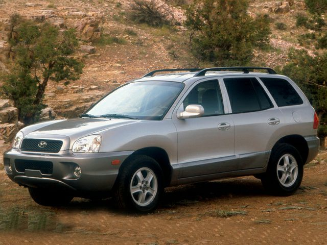 2002 Hyundai Santa Fe Reviews Specs And Prices Cars Com