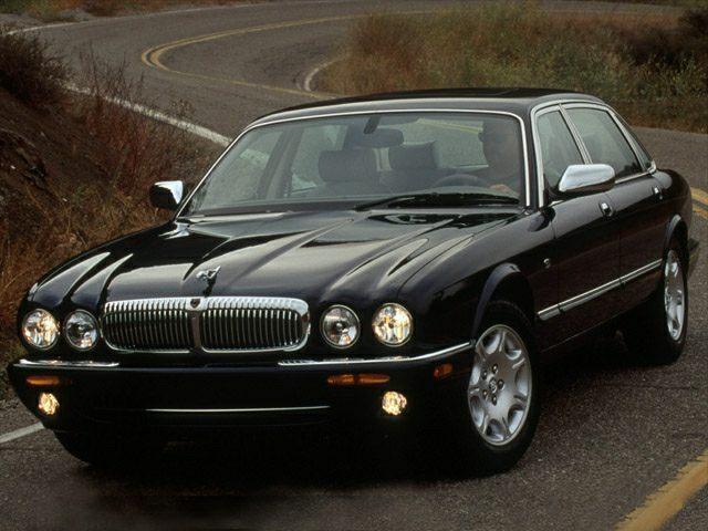2003 Jaguar Xj8 Reviews Specs And Prices Cars Com