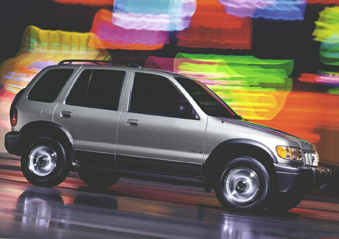 2002 Kia Sportage SUV for sale in Palatine for $7,076 with 69,042 miles