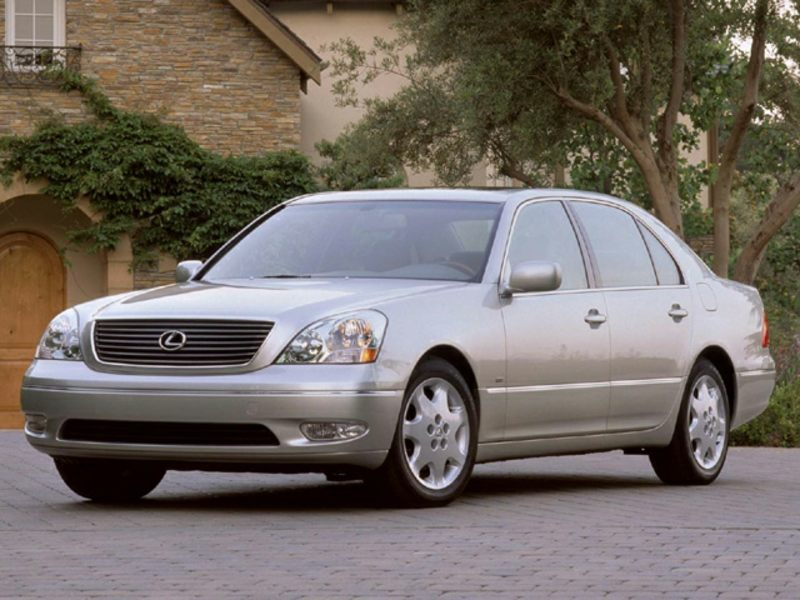 2002 lexus ls 430 reviews specs and prices. Black Bedroom Furniture Sets. Home Design Ideas