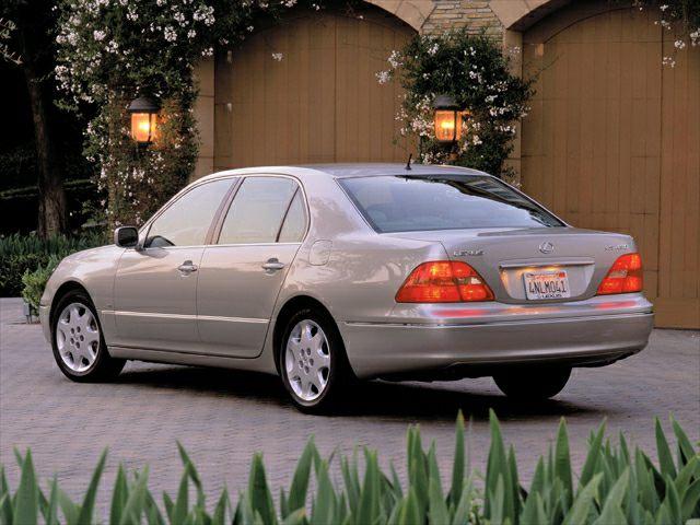 Lexus Ls 430 For Sale >> 2002 Lexus LS 430 Reviews, Specs and Prices | Cars.com