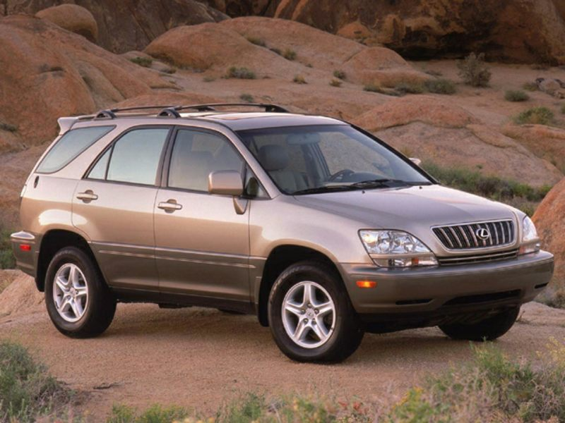 2002 lexus rx 300 reviews specs and prices. Black Bedroom Furniture Sets. Home Design Ideas