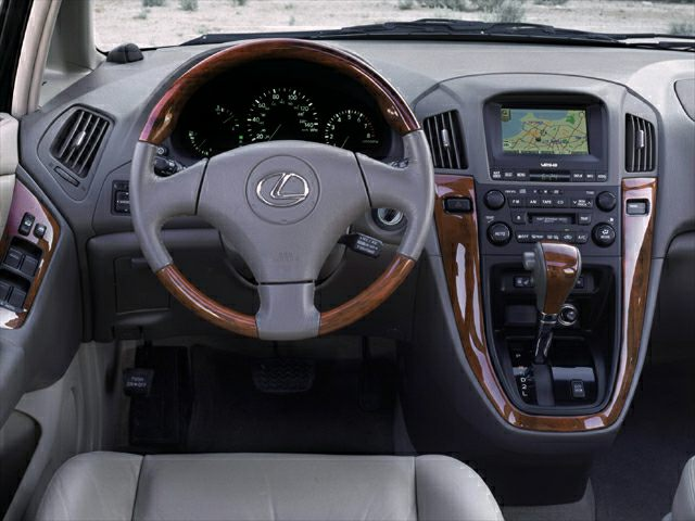 2002 Lexus Rx 300 Reviews Specs And Prices Cars Com