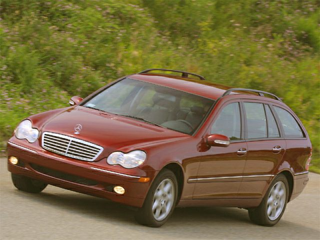 2002 Mercedes-Benz C-Class Sedan for sale in Pembroke Pines for $3,991 with 130,589 miles