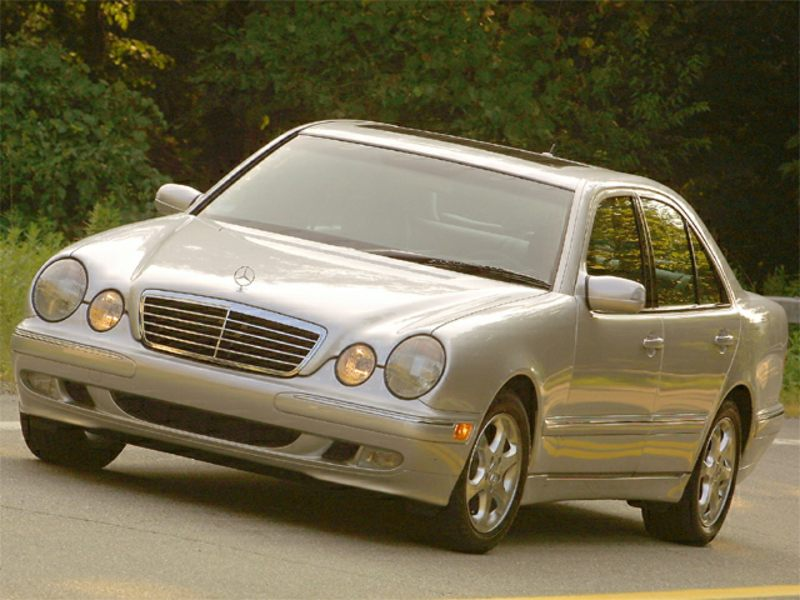 2002 Mercedes Benz E Class Reviews Specs And Prices