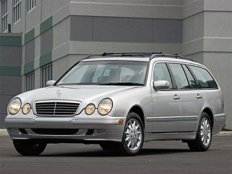 2002 mercedes benz e class reviews specs and prices for Mercedes benz e class 2003 price