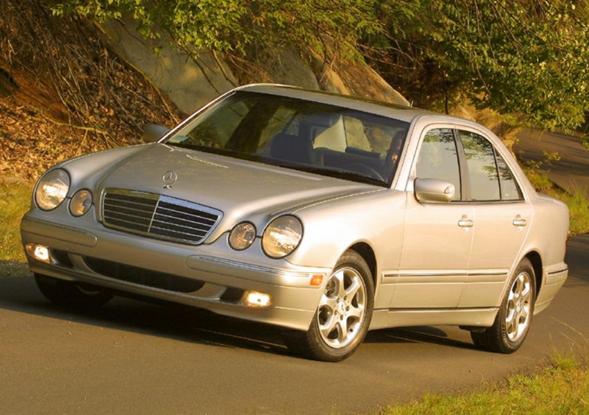 2002 mercedes benz e class reviews specs and prices for Mercedes benz 2002 e class