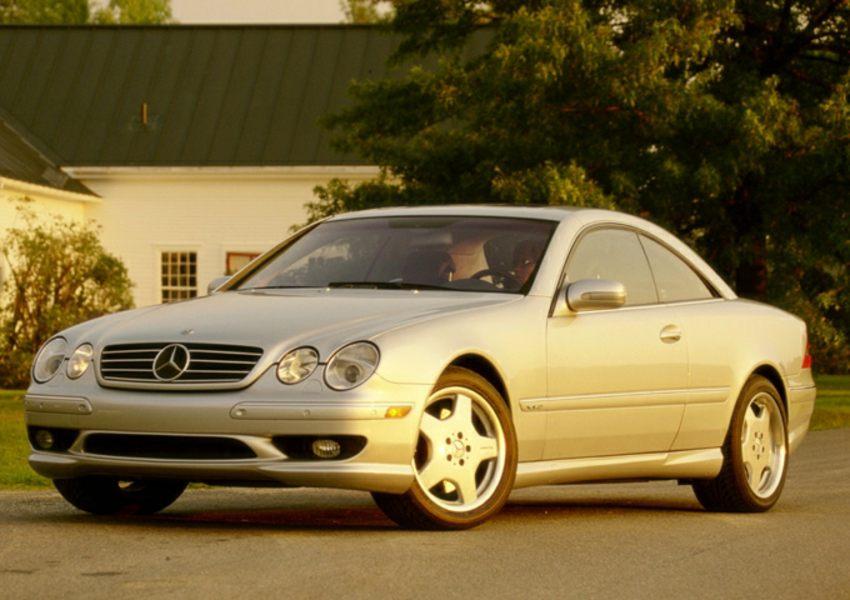 2002 Mercedes Benz Cl Class Specs Pictures Trims Colors