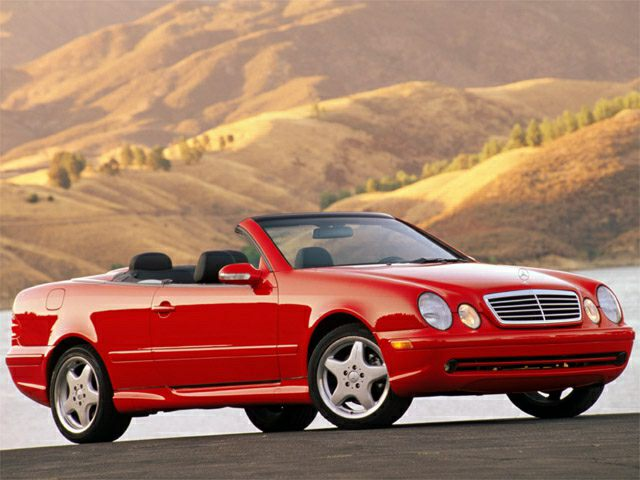 2002 Mercedes-Benz CLK-Class 320 Cabriolet Convertible for sale in Modesto for $10,991 with 54,758 miles.