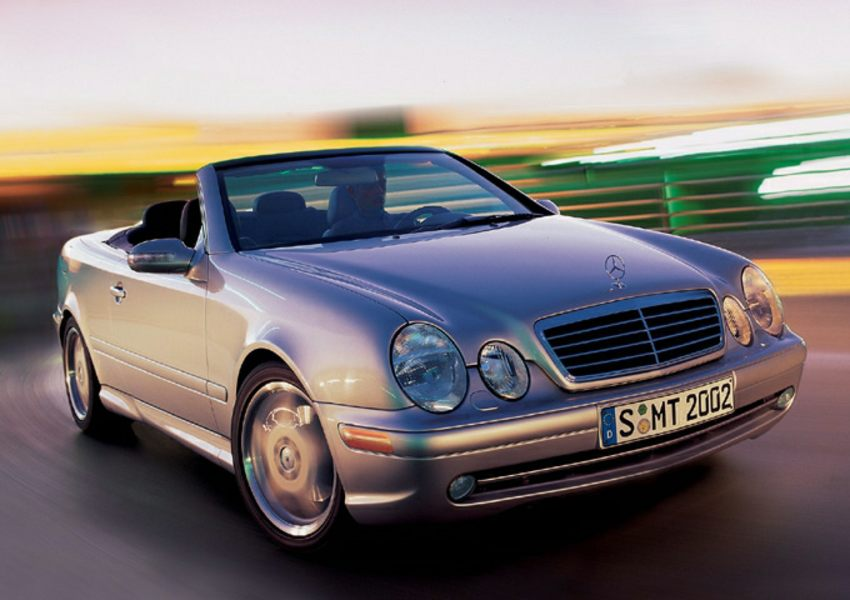 2002 mercedes benz clk class reviews specs and prices for Mercedes benz clk 2002