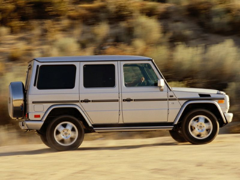 2002 mercedes benz g class reviews specs and prices for 2002 mercedes benz g class