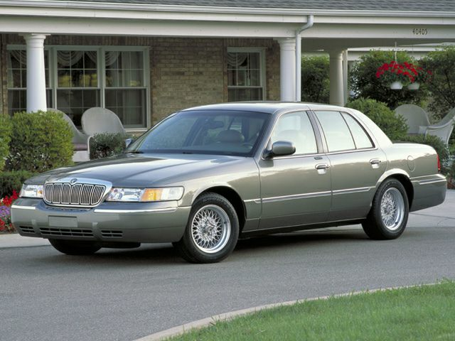 2002 Mercury Grand Marquis Reviews Specs And Prices