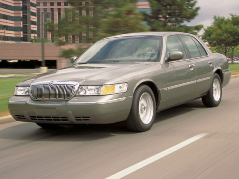 2002 mercury grand marquis reviews specs and prices. Black Bedroom Furniture Sets. Home Design Ideas