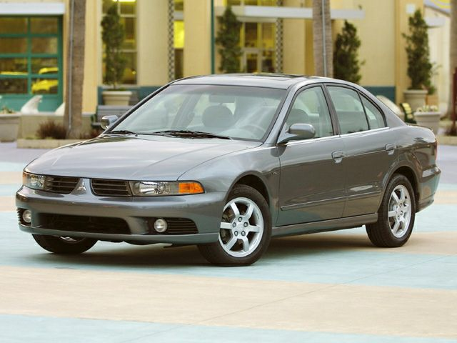 2002 Mitsubishi Galant ES Sedan for sale in Selinsgrove for $0 with 146,902 miles