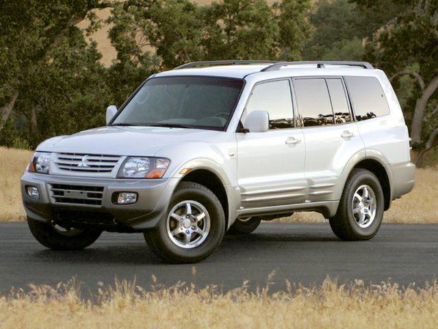 2002 Mitsubishi Montero Limited SUV for sale in Amarillo for $0 with 0 miles