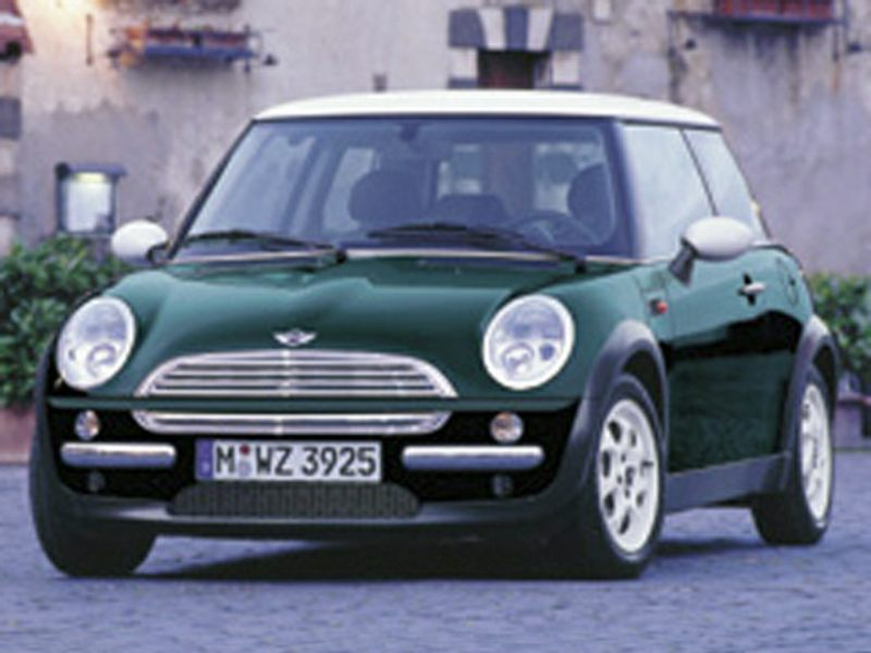 2002 mini cooper reviews specs and prices. Black Bedroom Furniture Sets. Home Design Ideas