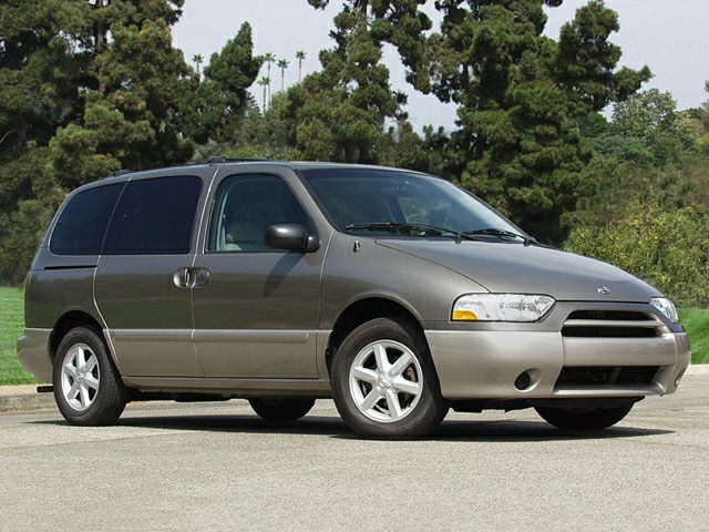 2002 Nissan Quest GXE Minivan for sale in Stockton for $6,999 with 109,716 miles