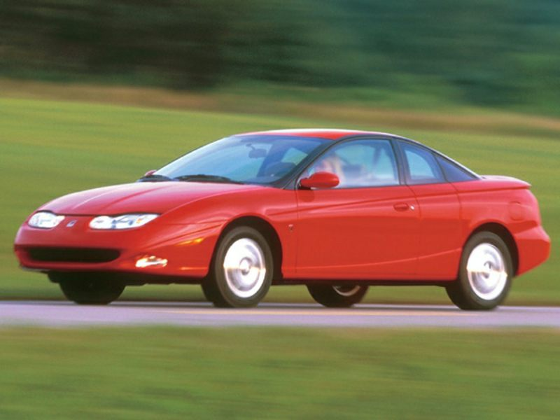 2002    Saturn    SC Reviews  Specs and Prices   Cars