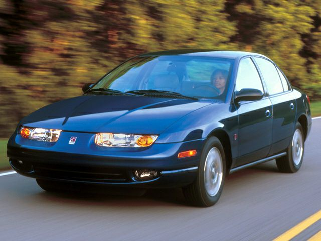2002 Saturn SC Reviews, Specs and Prices | Cars.com