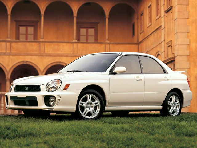 2002 Subaru Impreza 2.5 RS Sedan for sale in Oregon City for $8,987 with 146,809 miles.